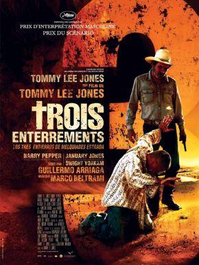 Sortie DVD Trois enterrements