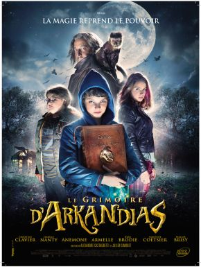 DVD Le Grimoire D'Arkandias