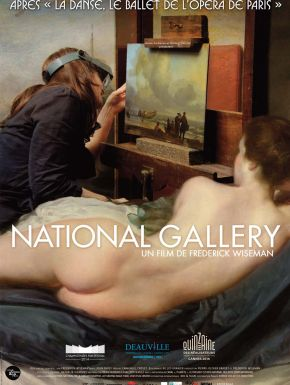 National Gallery DVD et Blu-Ray
