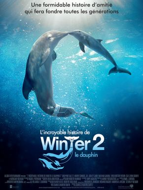 Sortie DVD L'incroyable Histoire De Winter Le Dauphin 2