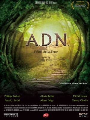 sortie dvd  ADN, L'âme De La Terre