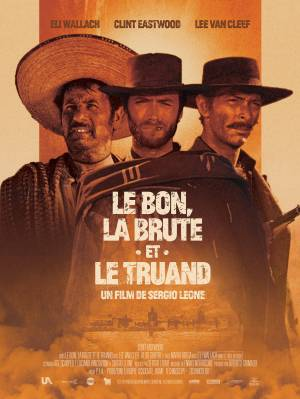 DVD Le bon, la brute et le truand