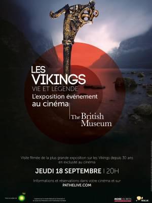 sortie dvd  LES VIKINGS : VIE ET LEGENDE