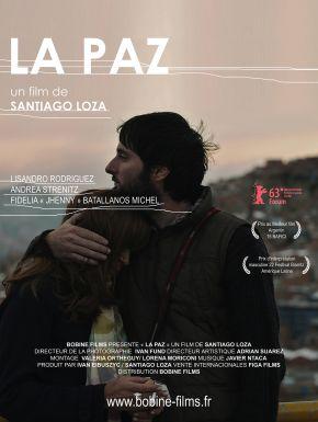sortie dvd  La Paz