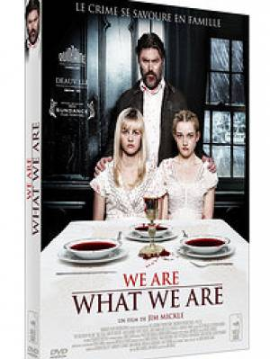 Sortie DVD We Are What We Are