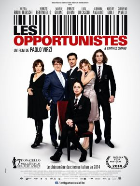 Sortie DVD Les Opportunistes