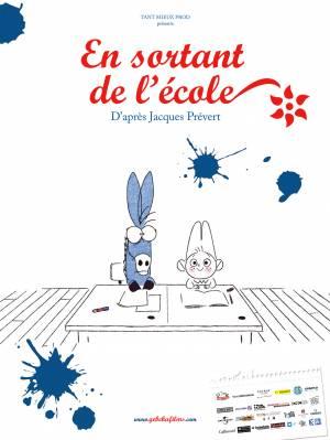 DVD En Sortant De L'école