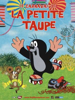 DVD Le Carnaval De La Petite Taupe