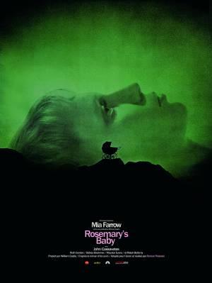 Rosemary's Baby DVD et Blu-Ray