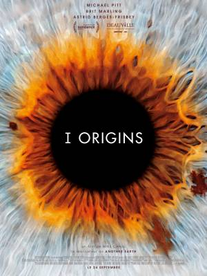 Jaquette dvd I Origins