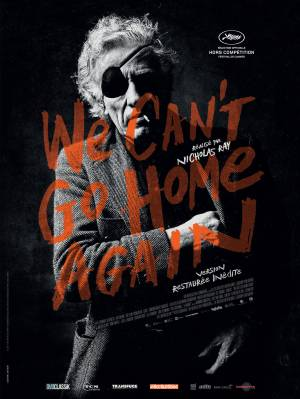 We Can't Go Home Again DVD et Blu-Ray