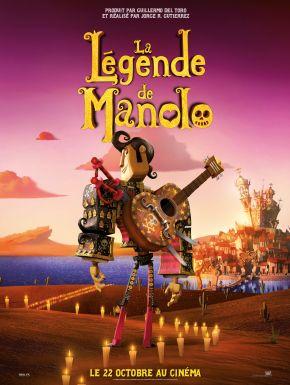 DVD La Légende de Manolo