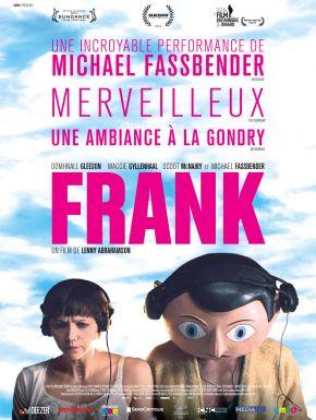Frank DVD et Blu-Ray