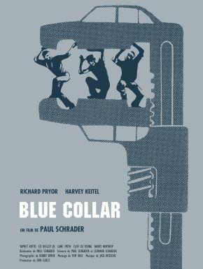 Blue Collar DVD et Blu-Ray