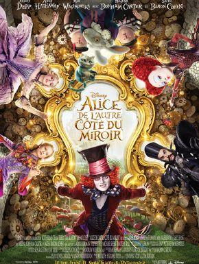 DVD Alice De L'autre Côté Du Miroir