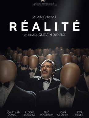 Jaquette dvd Realité