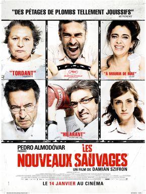 sortie dvd  Les Nouveaux Sauvages