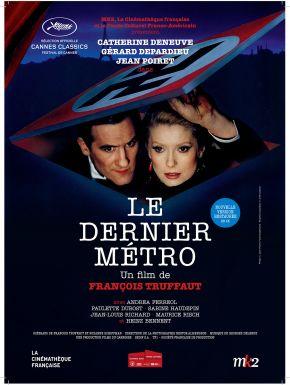 Sortie DVD Le Dernier Métro