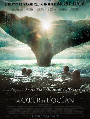 Au Coeur De L'Océan DVD et Blu-Ray