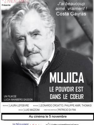 sortie dvd  Mujica, Le Pouvoir Est Dans Le Cœur
