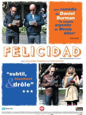 Sortie DVD Felicidad