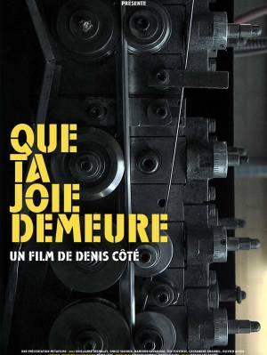 DVD Que Ta Joie Demeure