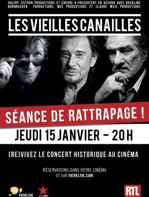 DVD Les Vieilles Canailles