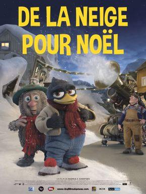 De La Neige Pour Noël DVD et Blu-Ray