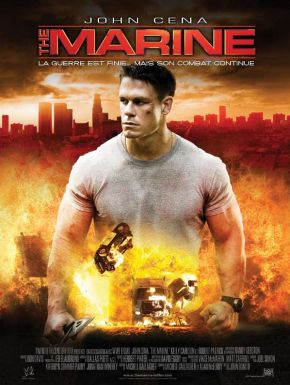 Sortie DVD The Marine