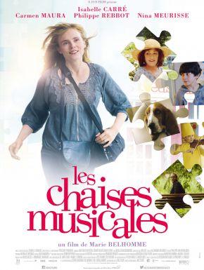 DVD Les Chaises Musicales