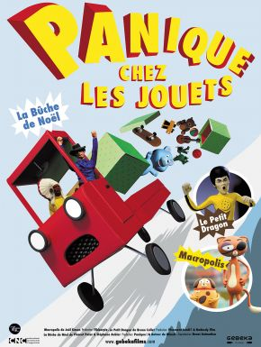 DVD Panique Chez Les Jouets
