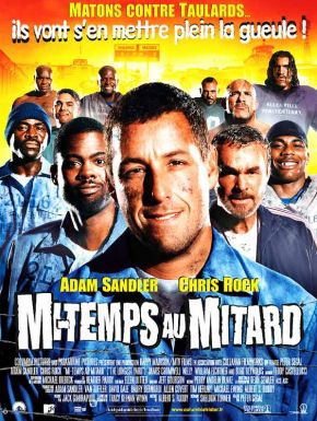 DVD Mi-temps au mitard