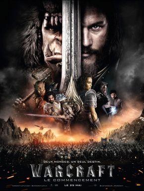 DVD Warcraft: Le Commencement