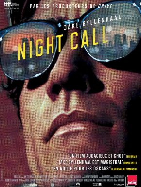 Night Call DVD et Blu-Ray