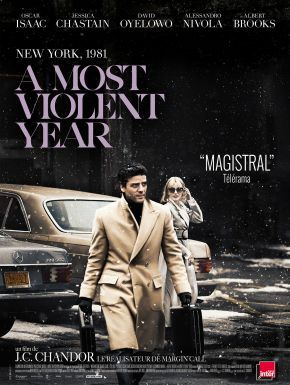 Sortie DVD A Most Violent Year