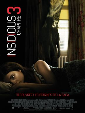 Insidious : Chapitre 3 DVD et Blu-Ray