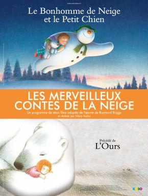 Jaquette dvd Les Merveilleux Contes De La Neige