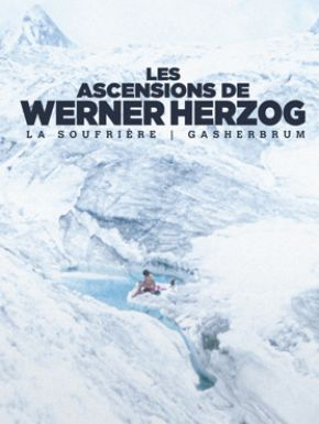 Jaquette dvd Les Ascensions De Werner Herzog