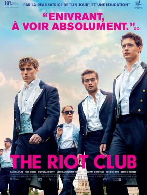 Sortie DVD The Riot Club