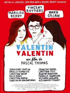 Jaquette dvd Valentin Valentin