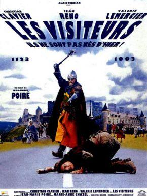 sortie dvd  Les Visiteurs