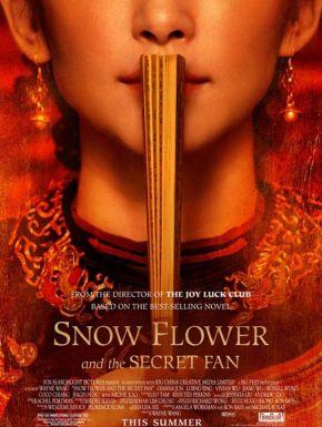 DVD Snow Flower And The Secret Fan