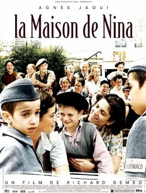 Jaquette dvd La Maison de Nina