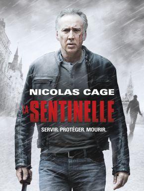 Jaquette dvd La Sentinelle