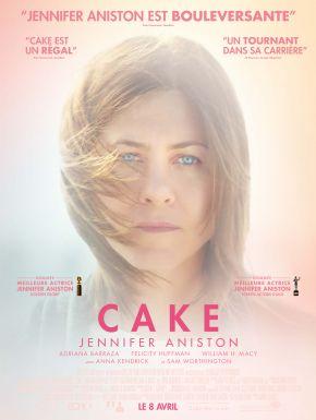 Jaquette dvd Cake