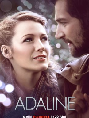 Jaquette dvd Adaline
