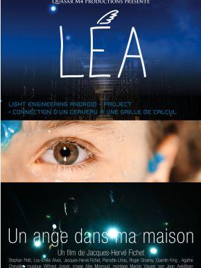 DVD Léa, Un Ange Dans Ma Maison