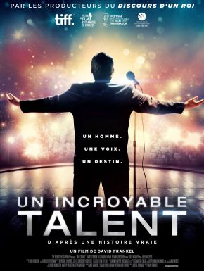 Un Incroyable Talent DVD et Blu-Ray