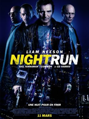 Night Run DVD et Blu-Ray