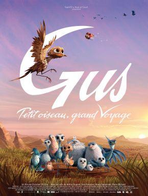 sortie dvd  Gus : Petit Oiseau, Grand Voyage